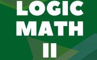 Logic & Mathematical Thinking II (Mon, 3:30pm)
