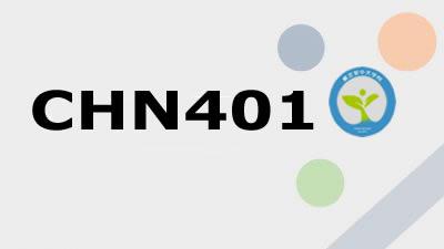 CHN401