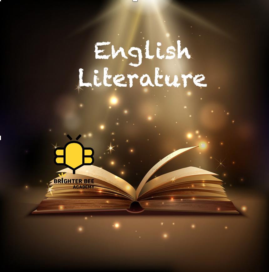 English Literature cover