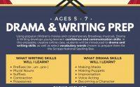 Drama and Writing Prep K-1st Grade