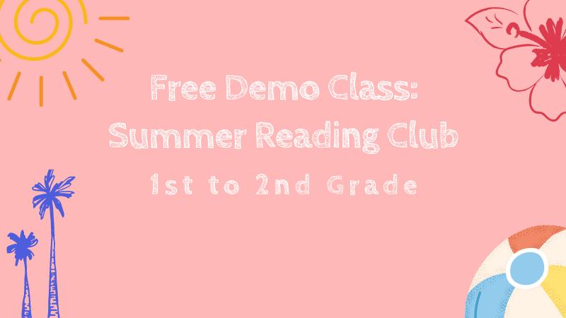 2nd Grade (Rising 3rd Grade)