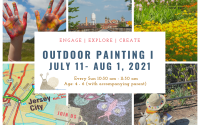 Outdoor Painting I (With Parent) Sunday
