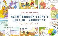 Math Through Stories Level 1 Saturday 9AM