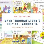 Math Through Stories Level 2 Saturday 10AM