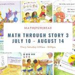 Math Through Stories Level 3 Saturday 11AM