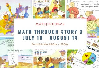 Math Through Stories Level 3 Saturday 11AM