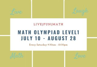 Math Olympiad Level 1 (2nd Grade/Advanced 1st Grade)