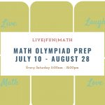 Math Olympia Prep Saturday 11AM