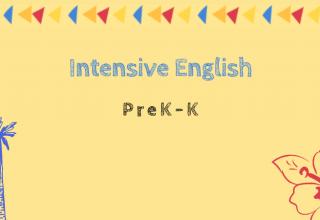 Intensive English-Prek-K WW3000