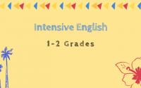 Intensive English-1-2 Grades WW3000