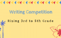 Writing Competition II
