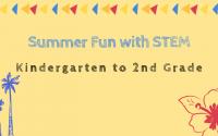 Summer Fun with STEM