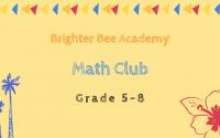 Math Club Grade 5-8