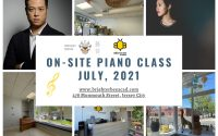 Piano One on One Class (30 min)