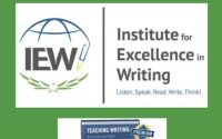 IEW Writing Foundations (Grades 3-4) Thursday 3:30PM