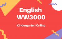 Online English WW3000 Kindergarten