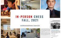 Chess Level 2 Saturday In-Person 4-5pm