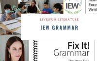 IEW Principles of Grammar (The Nose Tree) Mondays 6pm